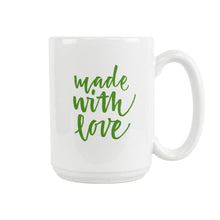 American Made 15 oz Ceramic Mug