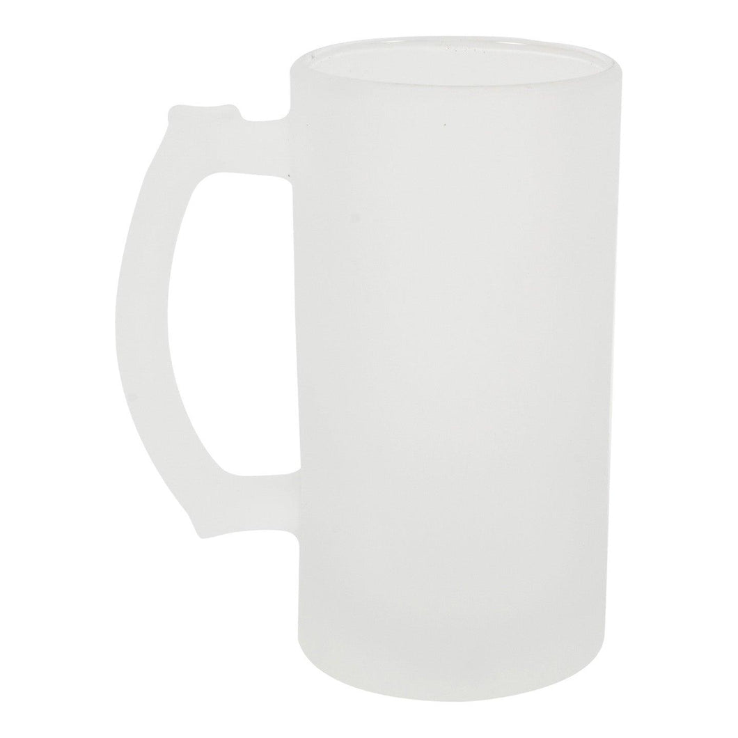 16 oz ORCA Frosted Glass Stein