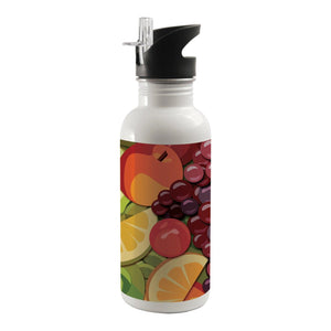 20 oz SS Screw Top Water Bottle