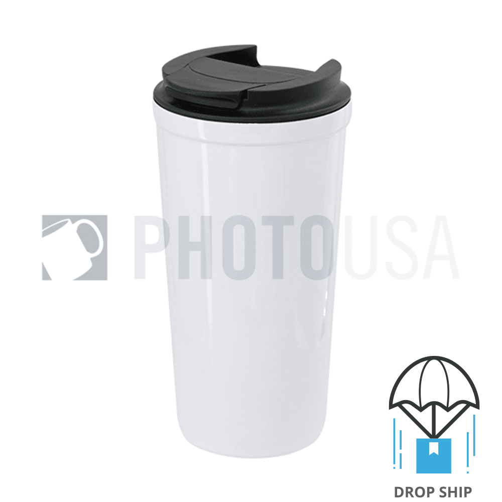 16oz Stainless Steel Vacuum Insulated Coffee Cup