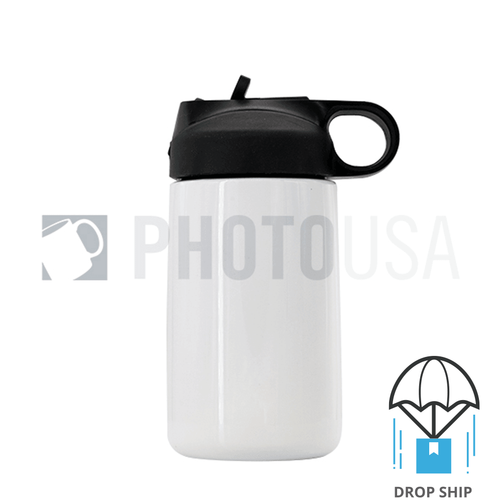 370ml Stainless Steel Sport Water Bottle for Kids