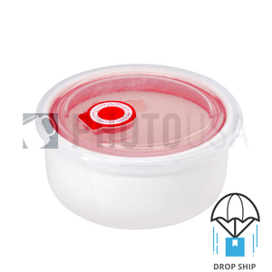 Ceramic Food Storage Bowl (Medium)
