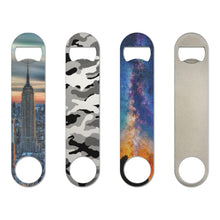 Stainless Steel Bottle Opener - 02