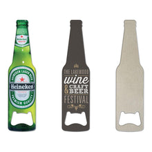 Stainless Steel Bottle Opener - 06
