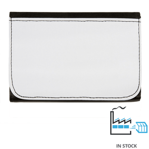 Leatherette Wallet- Small