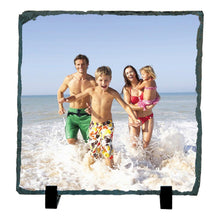 "Photo Slate - Medium Square - Glossy - 7.2"" x7.2"" x .375"""