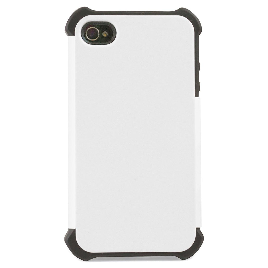 iPhone 4S 3D Rubber Liner Case