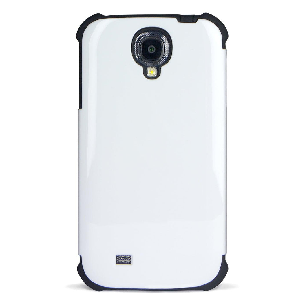 Galaxy S4 3D Rubber Liner Case