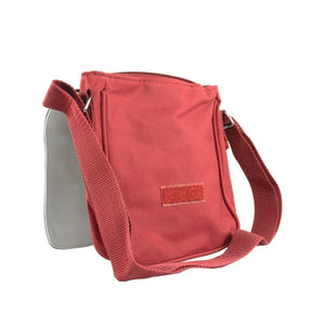 Canvas Bag - Small - Cherry Red