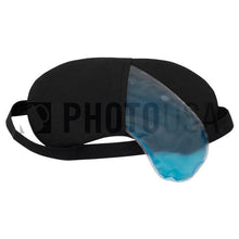 Polyester Fabric Eye Cover w/ Ice Pack