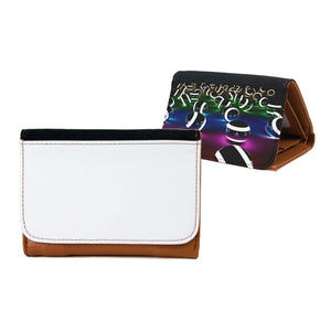 Medium Faux Leather Wallet