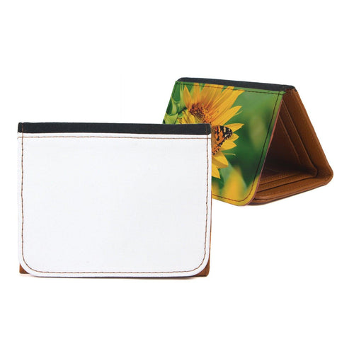 Small Top Grain Leather Wallet