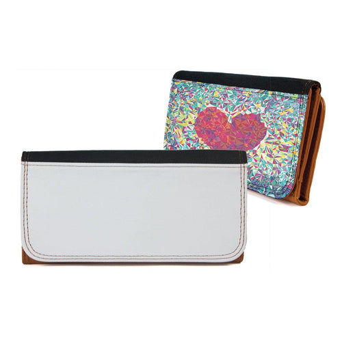 Large Top Grain Leather Wallet