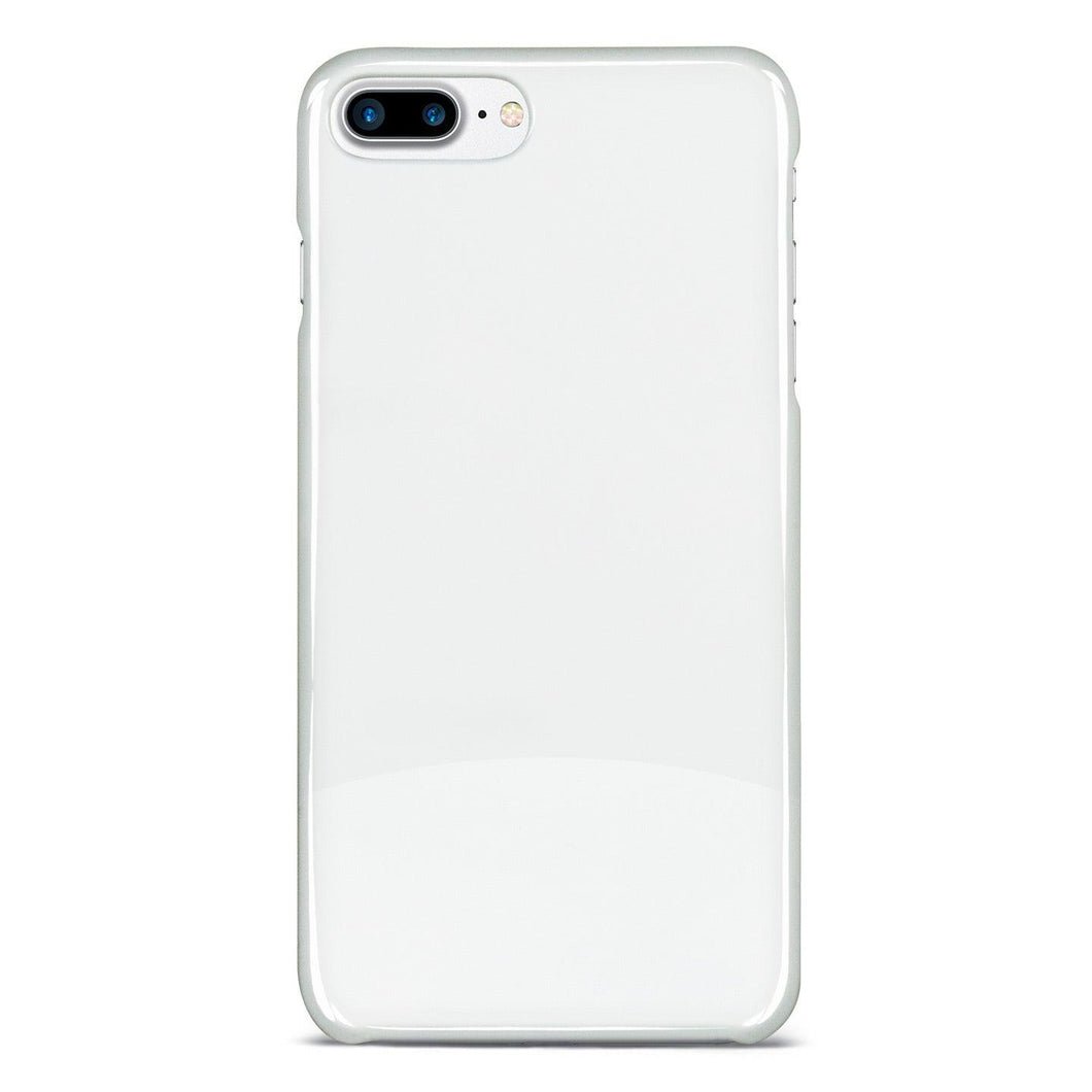 iPhone 7 Plus - Hard Cover - White