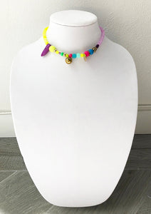 "mixed beads - 15"" - STYLE 035"