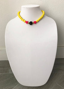"mixed beads - 16"" - STYLE 051"