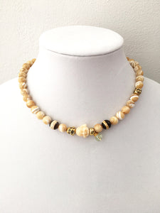 "mixed beads - 16"" - STYLE 054"