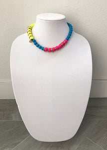 "mixed beads - 17"" - STYLE 056"