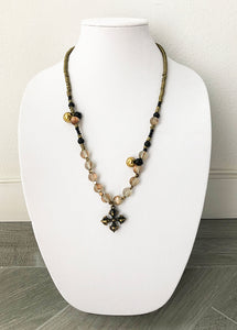 "mixed beads - 28""  STYLE 065"