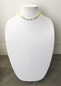 "mixed beads - 15"" - STYLE 103"