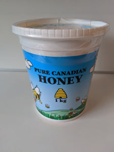 Queen Bee Creamed Honey 1kg
