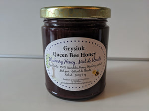 Queen Bee Creamed Honey