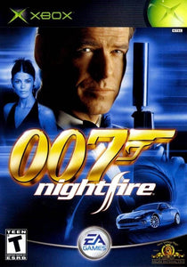 007 NightFire Game - Xbox - Disc Only