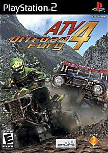 ATV Offroad Fury 4 Game - PlayStation 2 (PS2)