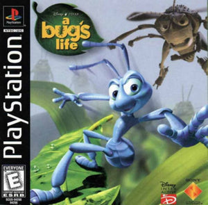 A Bug's Life Game - PlayStation 1 (PS1) - Disc Only