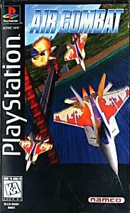 Air Combat Game - PlayStation 1 (PS1)