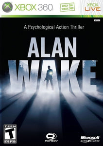 Alan Wake Game - Xbox 360