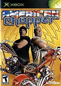 American Chopper Game - Xbox
