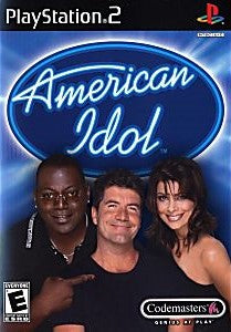 American Idol Game - PlayStation 2 (PS2) - Disc Only