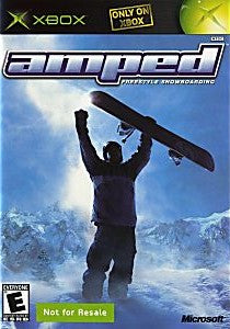 Amped: Freestyle Snowboarding Game - Xbox