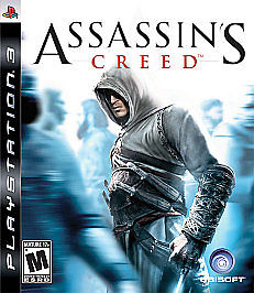 Assassin's Creed Game - PlayStation 3 (PS3) - Disc Only