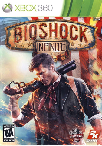 Bioshock Infinite Game - Xbox 360