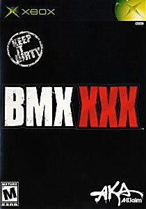 BMX XXX Game - Xbox - Disc Only