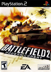 Battlefield 2 Modern Combat Game - PlayStation 2 (PS2) - Disc Only