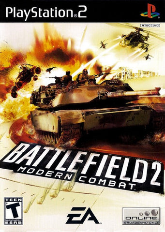 Battlefield 2 Modern Combat Game - PlayStation 2 (PS2)