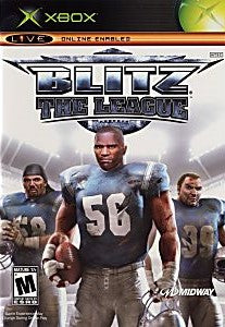 Blitz The League Game - Xbox