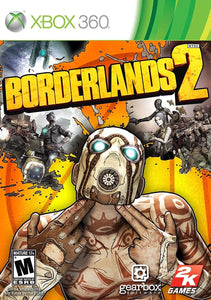 Borderlands 2 Game - Xbox 360