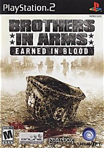 Brothers in Arms: Earned in Blood Game - PlayStation 2 (PS2)