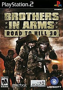 Brothers in Arms: Road to Hill 30 Game - PlayStation 2 (PS2)
