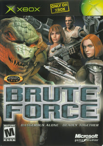 Brute Force Game - Xbox
