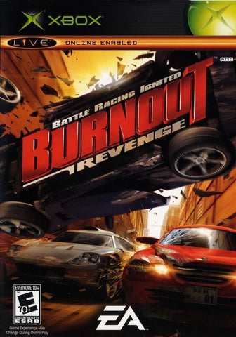 Burnout Revenge Game - Xbox