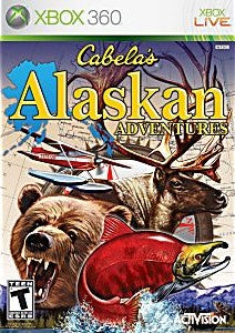 Cabela's Alaskan Adventures Game - Xbox 360