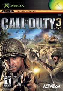 Call of Duty 3 Game - Xbox - Disc Only