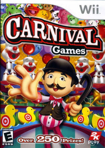 Carnival Games - Nintendo Wii - Disc Only