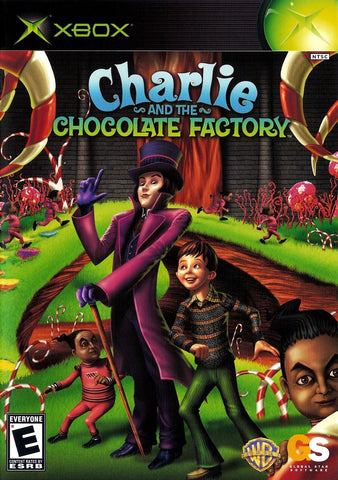 Charlie and the Chocolate Factory Game - Xbox