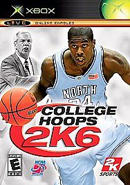 College Hoops 2K6 Game - Xbox